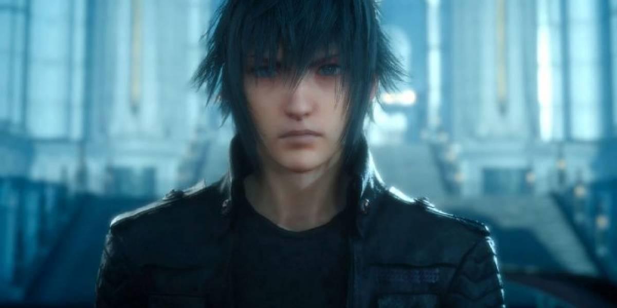 Actualización de Final Fantasy XV permitirá jugar la historia con Ignis, Gladio y Prompto