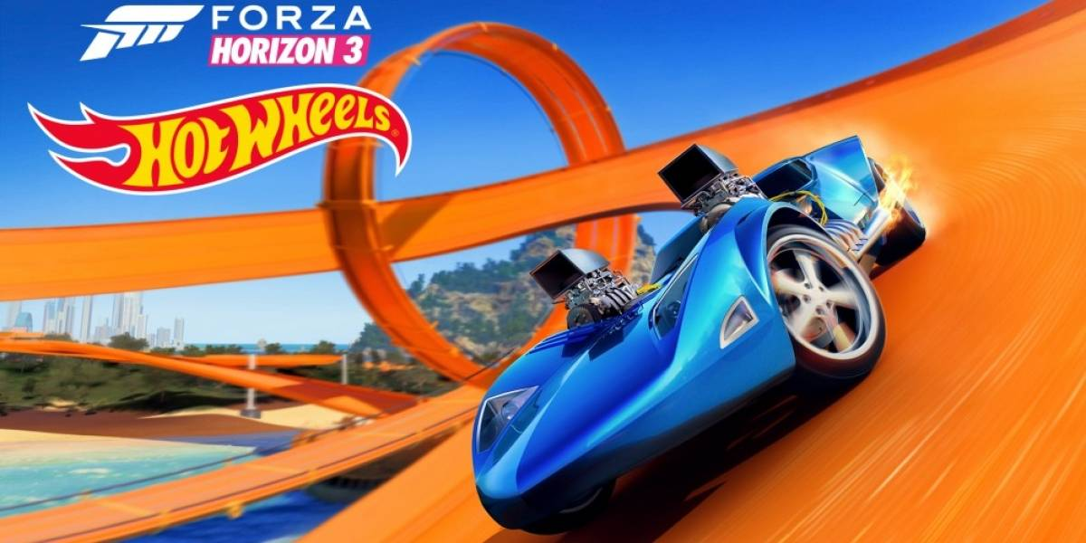 Cinco razones para jugar Forza Horizon 3: Hot Wheels [NB Labs]