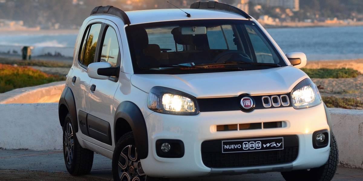 Fiat celebra cinco años de crecimiento sostenido