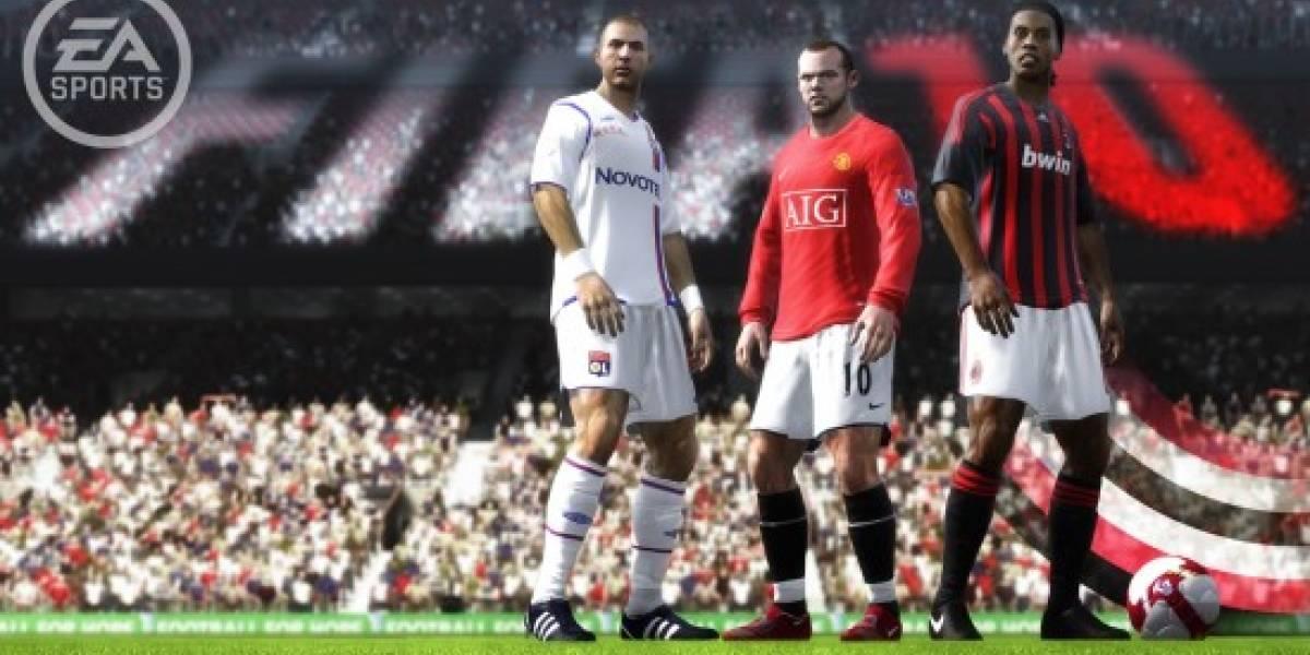 [E309] Estos son los detalles e imágenes de FIFA 10