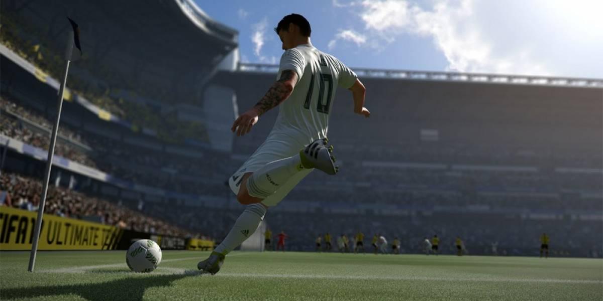 FIFA 17 se puede jugar gratis en Xbox One durante este fin de semana