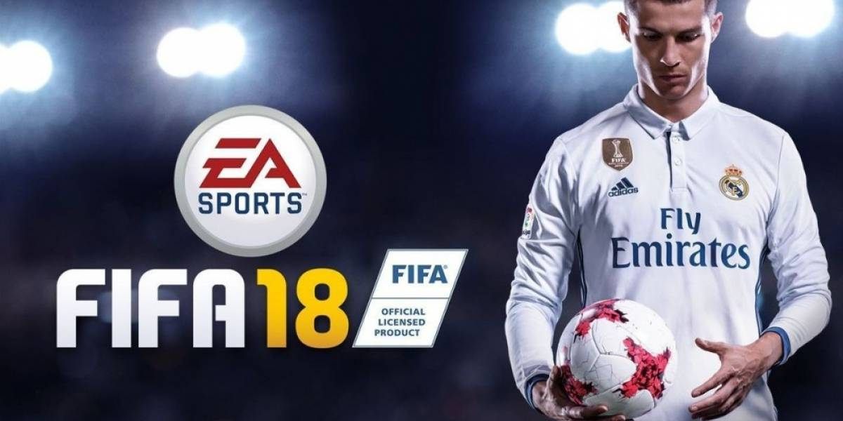 FIFA 18 llegará a la Nintendo Switch, pero vendrá con menos funciones