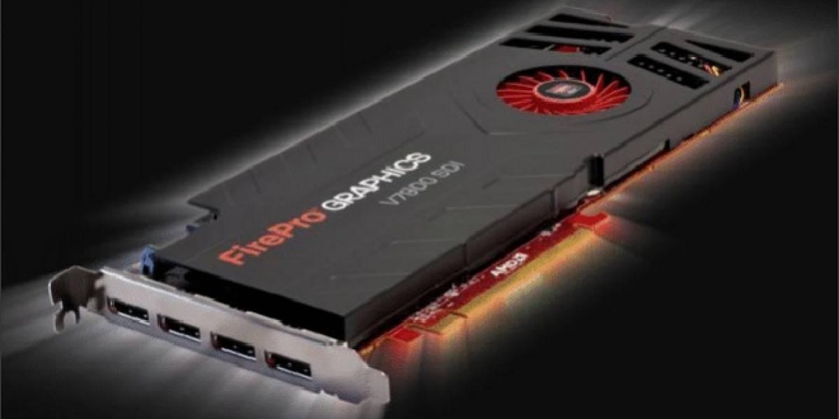 Creo Parametric 2.0: CAD acelerado por los GPUs AMD FirePro