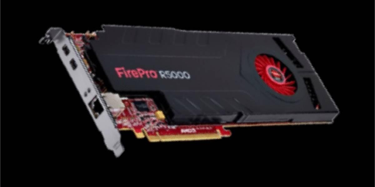 AMD lanza su nueva tarjeta FirePro R5000 Remote Workstation Graphics
