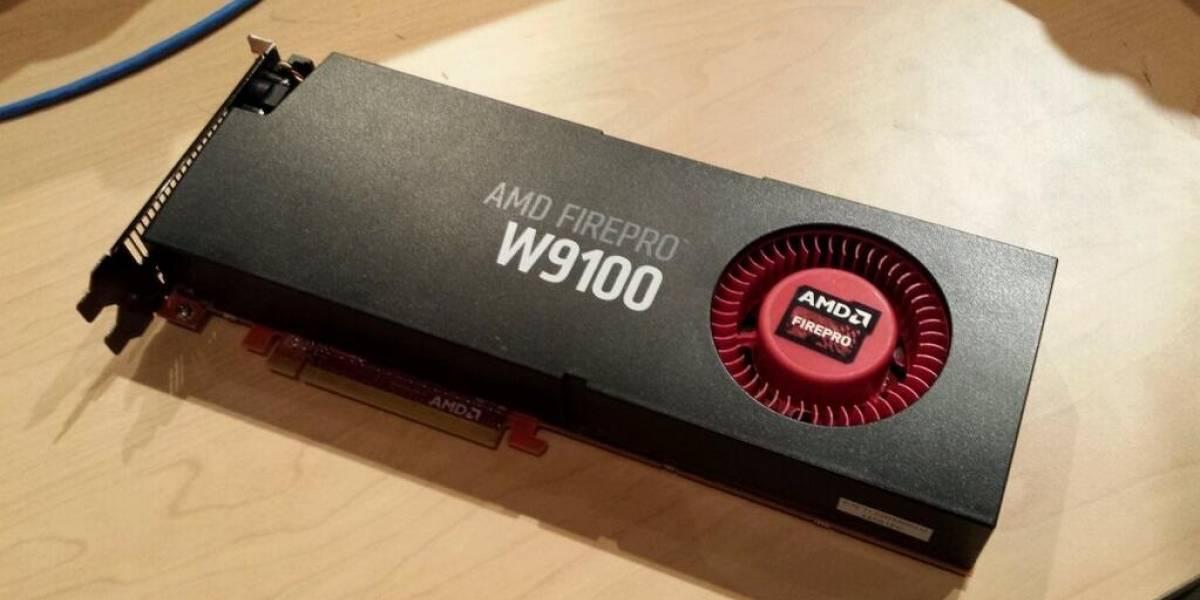 "AMD anuncia su GPU profesional FirePro W9100 ""Hawaii GL"""