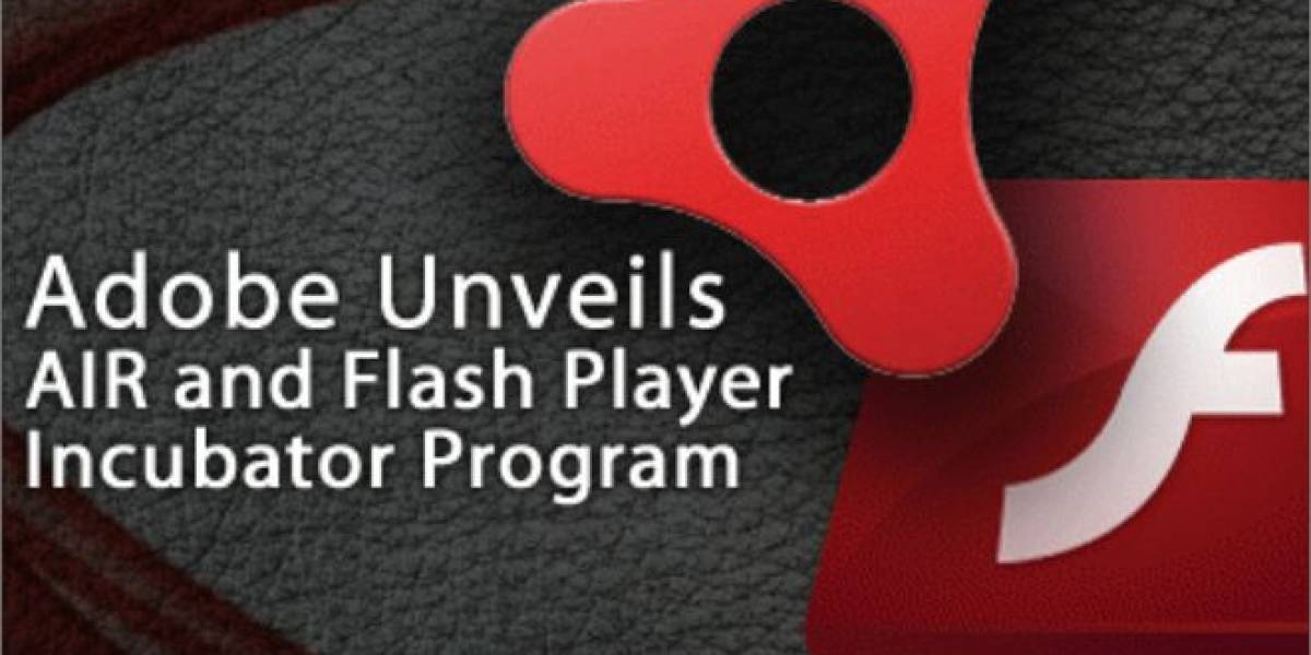 Adobe lanza Flash Player Incubator Beta para Firefox
