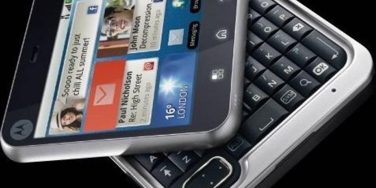 Motorola Flipout, un móvil cuadrado y con Android