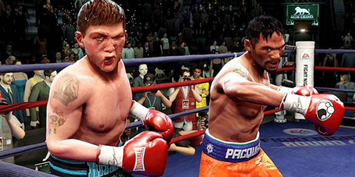 Photo Game Face permitirá poner tu rostro en Fight Night Round 4