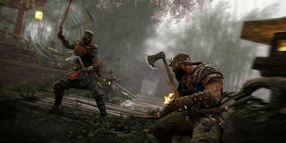 For Honor agregará más héroes y mapas en mayo