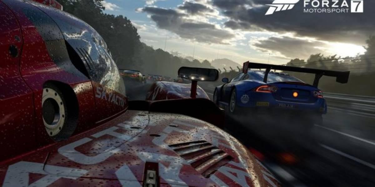 Revelan los primeros 167 autos que estarán en Forza Motorsport 7