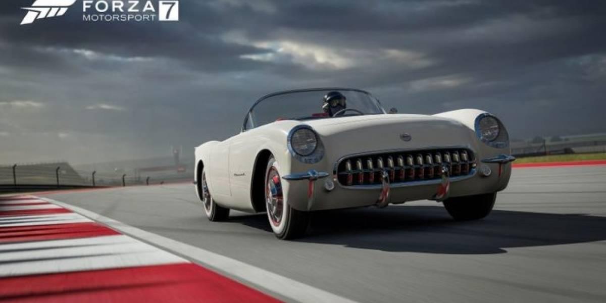 Se anuncia la siguiente tanda de autos para Forza Motorsport 7