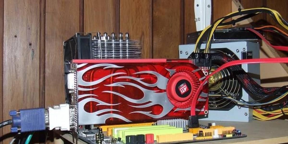 Reporte de Overclock: Radeon HD 2900 XT