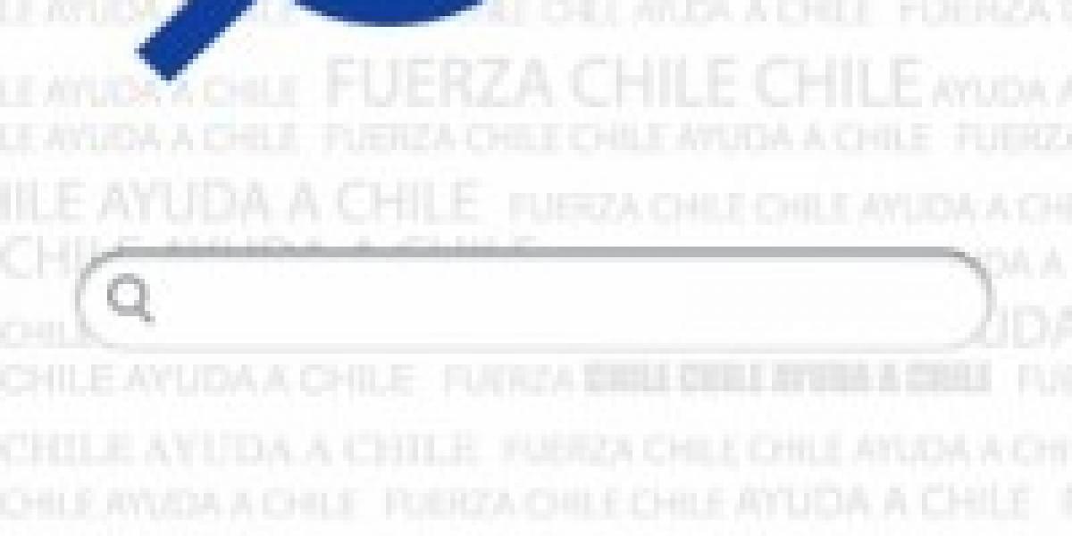 Chile: Aplicación para buscar personas en el iPhone tras el terremoto