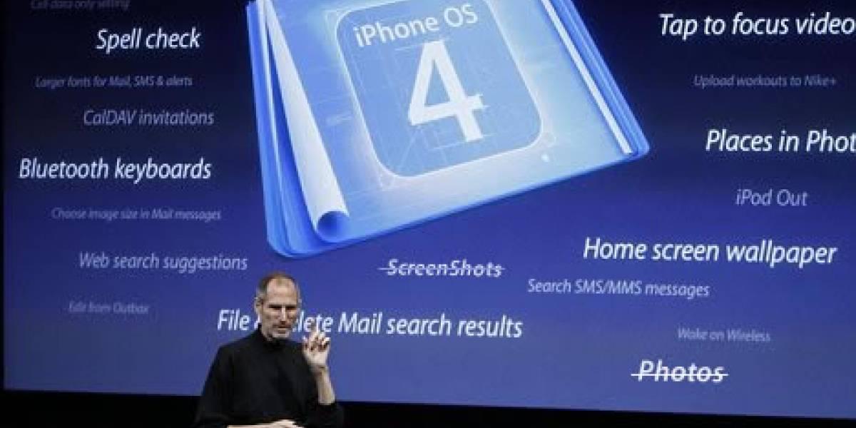 No se te ocurra probar la Beta 2 del iPhone O.S. 4.0