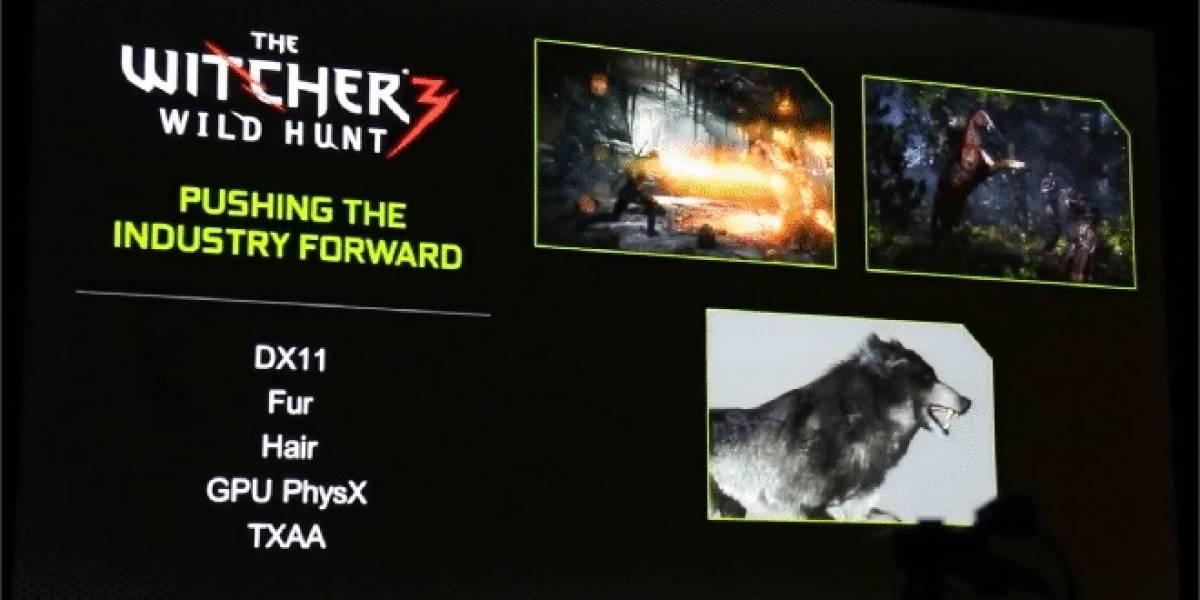 NVIDIA muestra su tecnología Fur/Hair acelerada por GPU