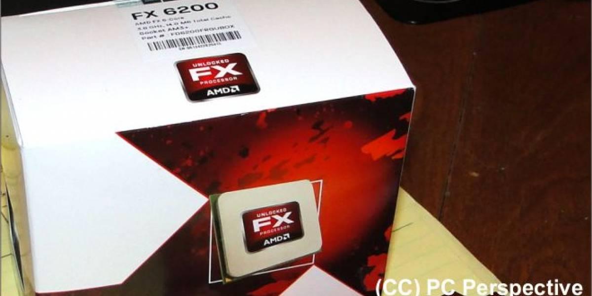AMD FX-6200 a prueba