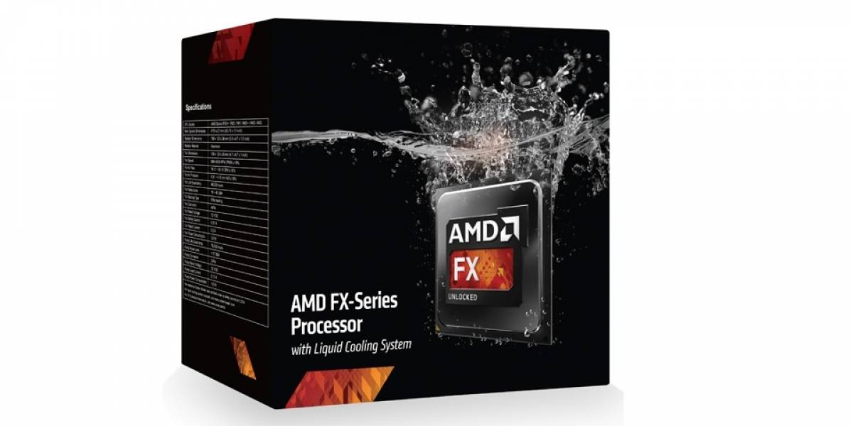"""AMD re-lanzará su microprocesador FX-9590 """"Vishera"""""""