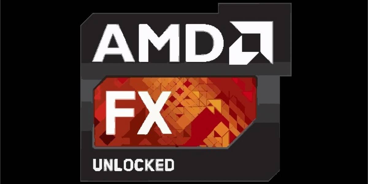 """APUs AMD FX-600 Series """"Richland-DT"""" cuentan con gráficos integrados"""