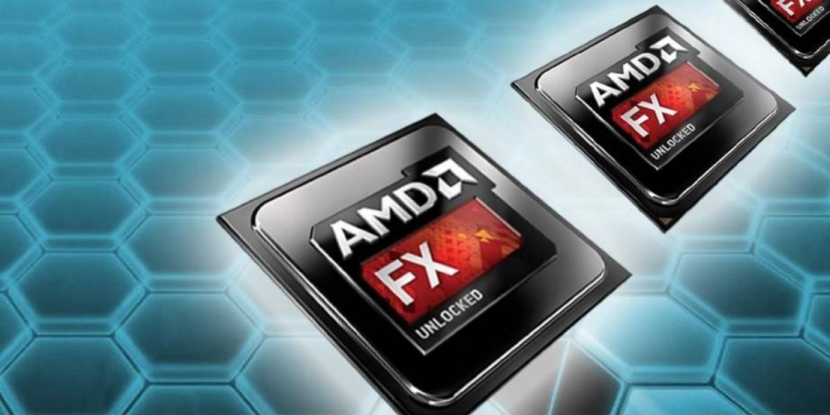 AMD lanza sus microprocesadores FX-8370, FX-8370E y FX-8320E