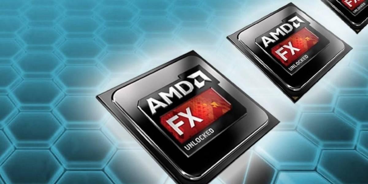 AMD alista sus nuevos CPUs FX-8370, FX-8370E y FX-8230E