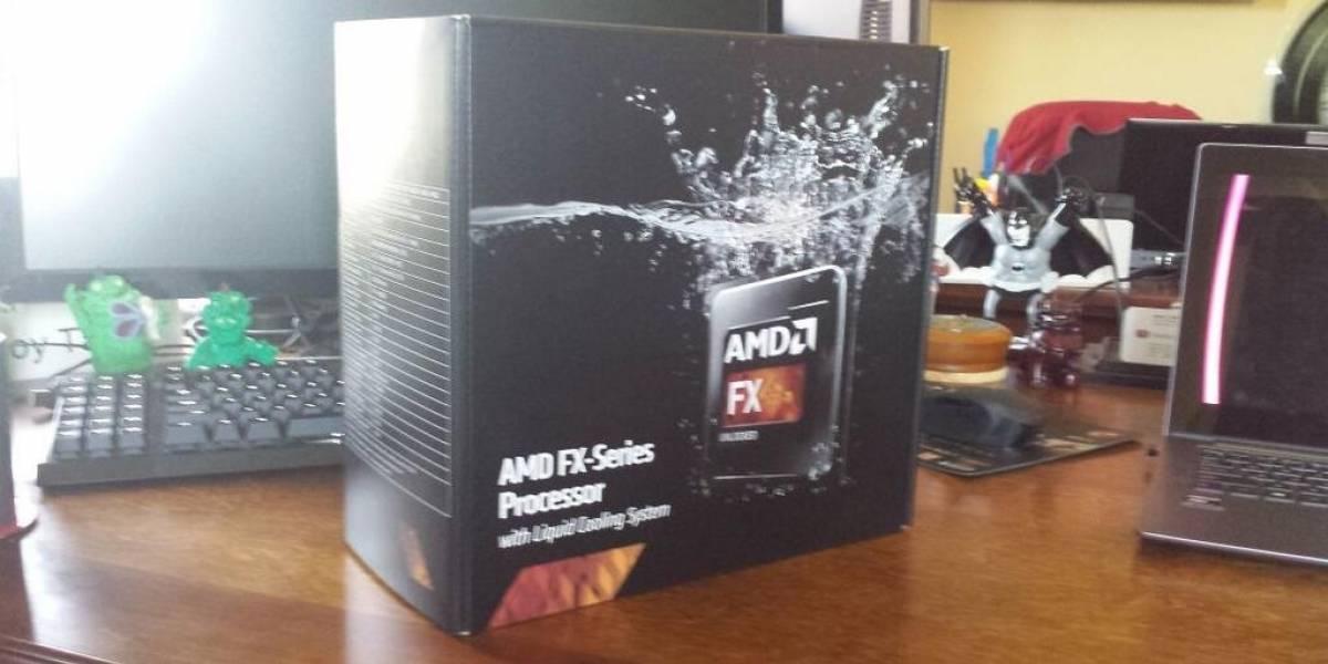 AMD lanzará un nuevo microprocesador FX con refrigeración líquida