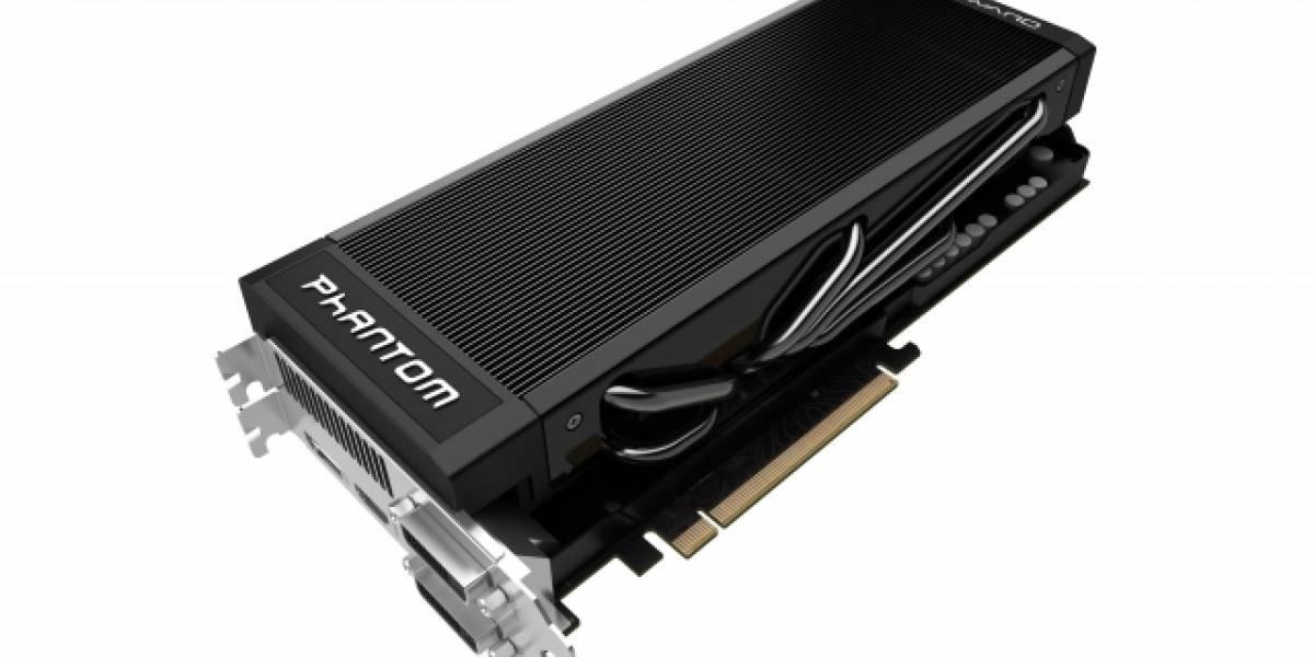 Gainward presenta la Phantom GTX 680