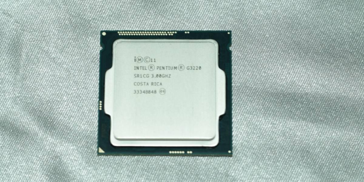 """Intel Pentium G3220 """"Haswell-DT"""": Rendimiento en aplicaciones"""