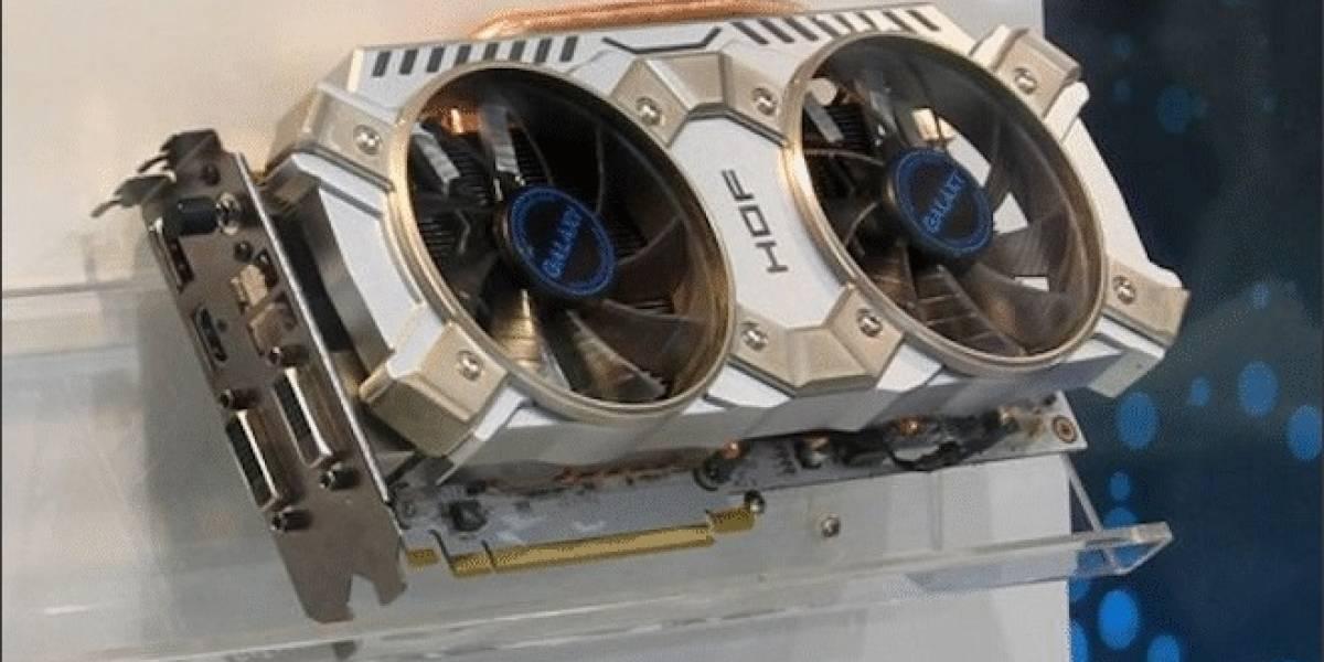 """Imágenes de la tarjeta de video Galaxy GeForce GTX 780 Hall Of Fame """"HOF"""""""