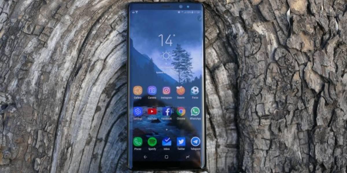 Samsung responde por el problema de las baterías en los Galaxy Note 8