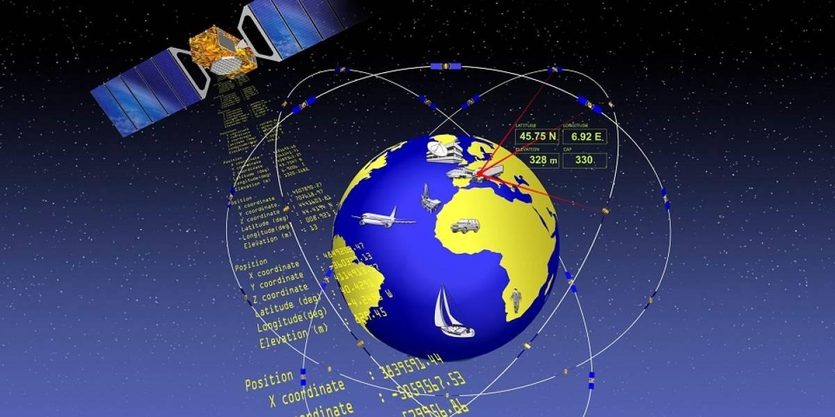 Funcionamiento del GPS y proyecto Galileo de la UE
