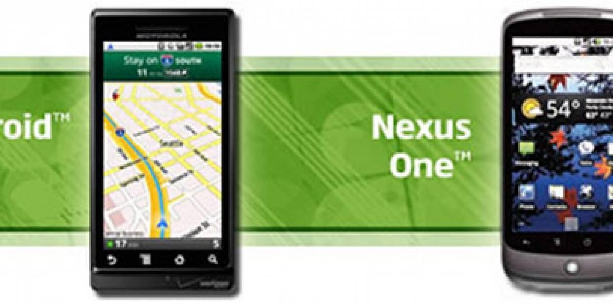 La GDC regalará un Motorola Droid o un Nexus One