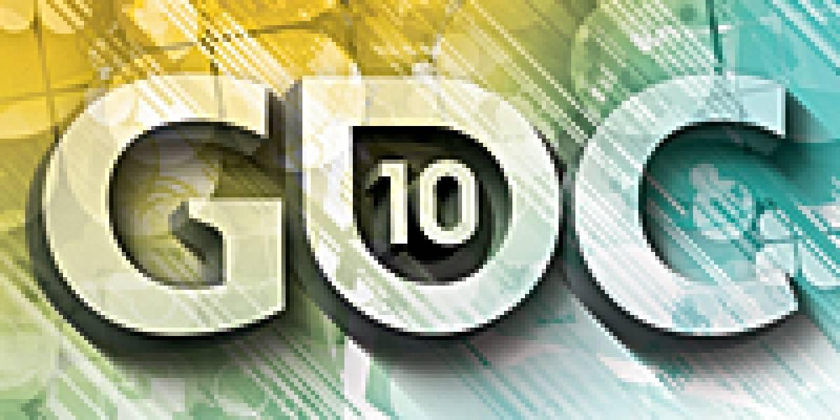 No habrá grandes anuncios en la GDC 2010