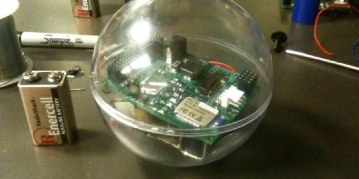 Video: Gearbox, una bola que se puede controlar por Bluetooth