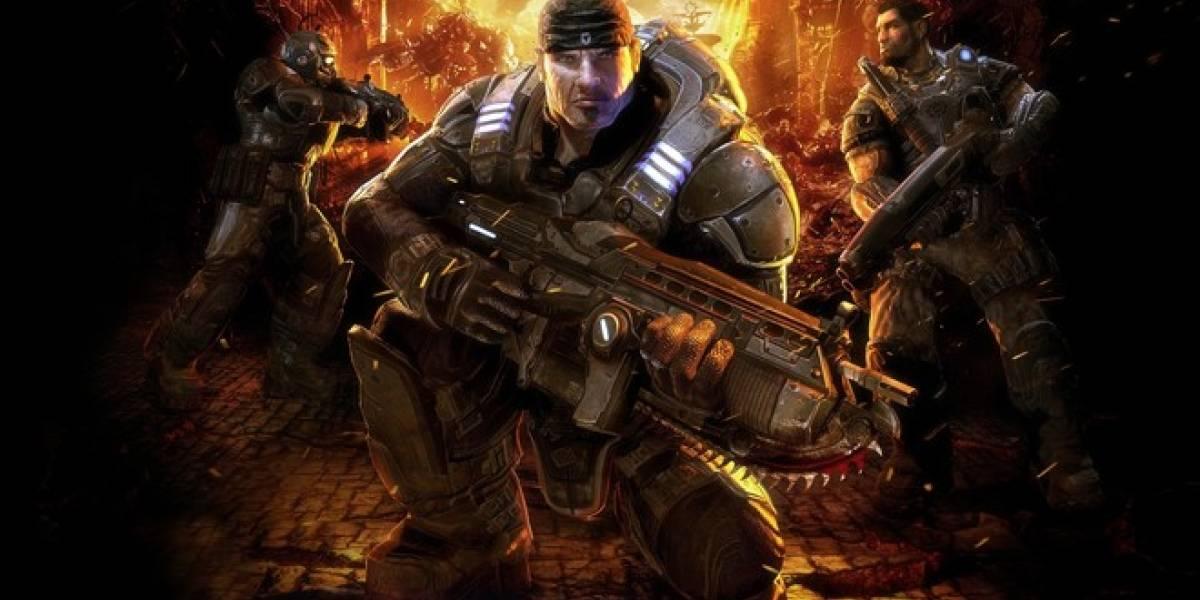 La película de Gears of War estará escrita por guionista de Armageddon y Avatar 2