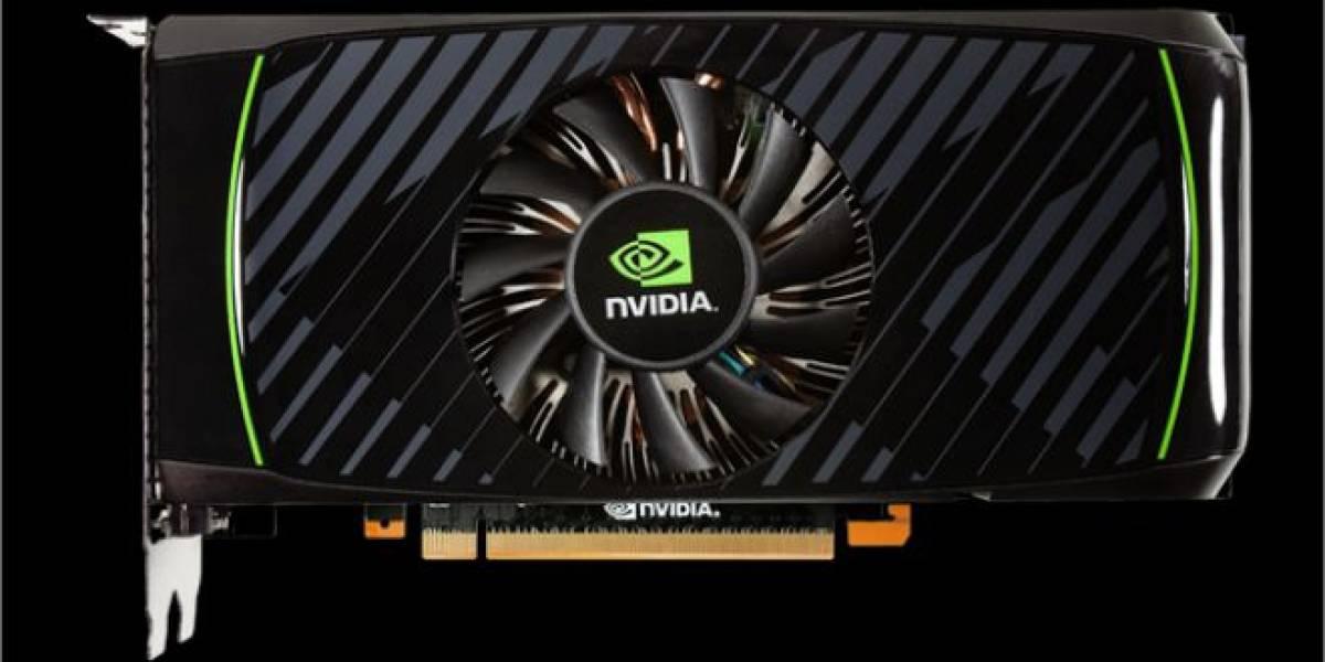 Se filtran algunos benchmarks del GPU Nvidia Geforce GTX 560 SE