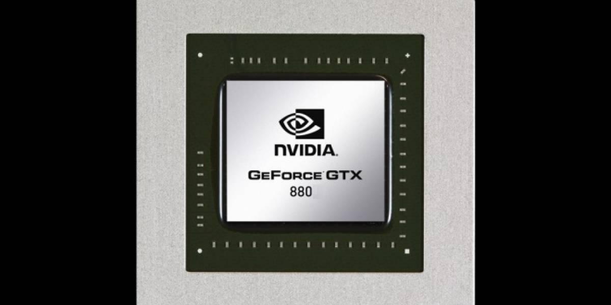 Rumor: Tarjeta gráfica NVIDIA GeForce GTX 880 estará equipada con 8GB