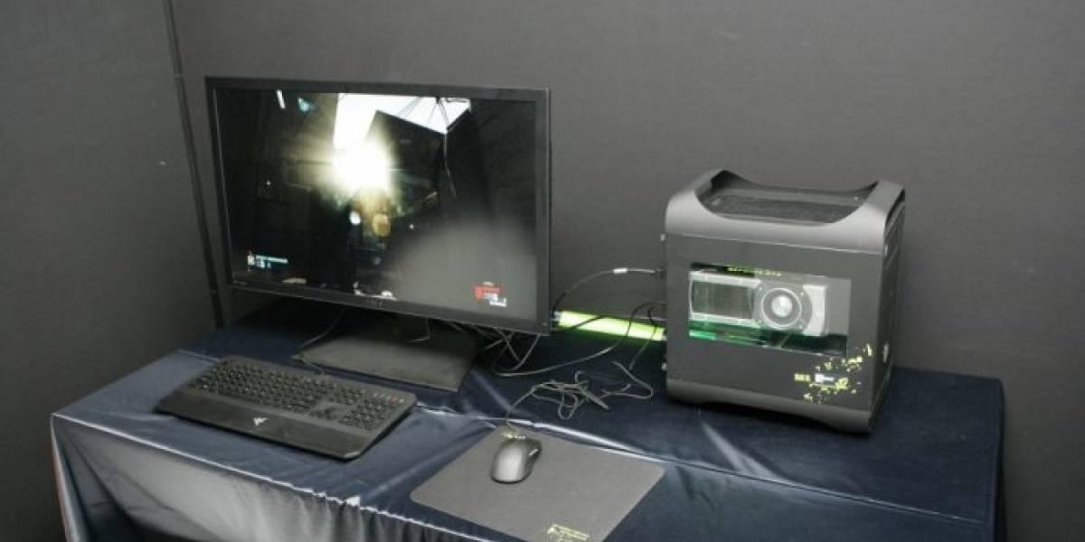 NVIDIA: 4K será el estándar de los juegos para PC, las consolas se quedan con 1080P