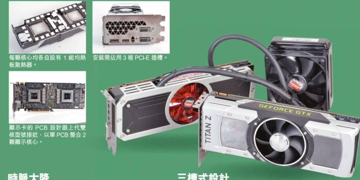 "NVIDIA GeForce GTX Titan Z ""Dual-GK110B"": Primer review filtrado"