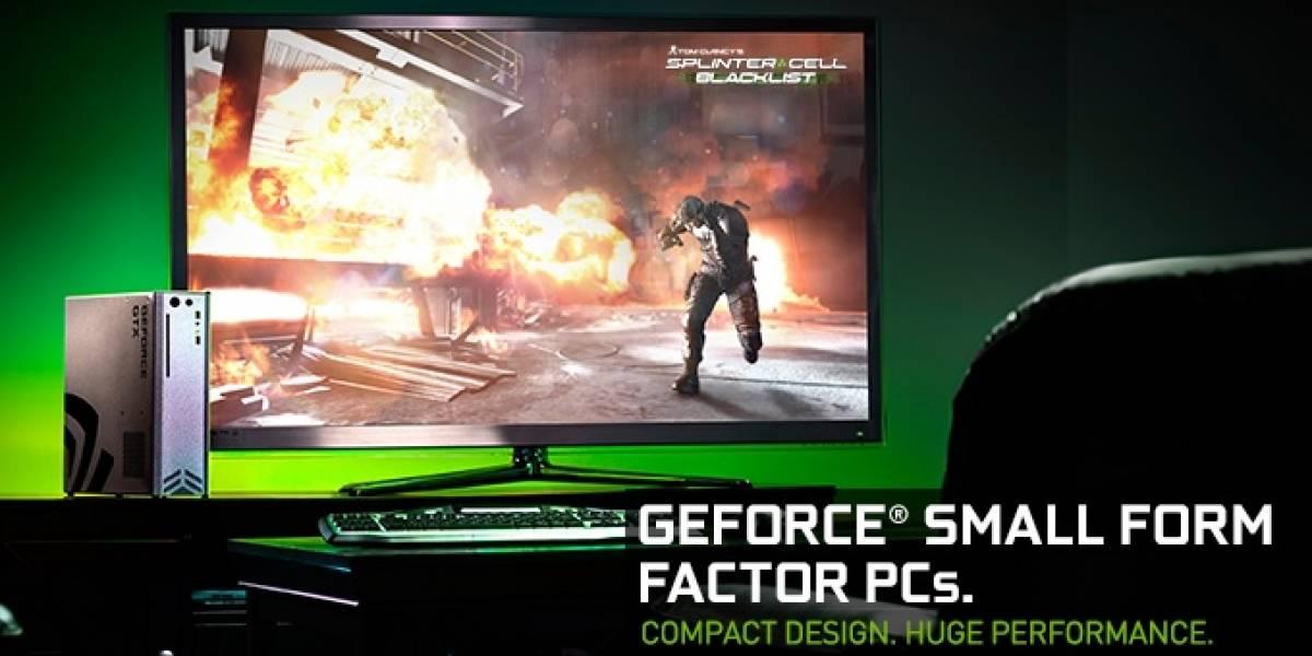 NVIDIA: Mini-PCs Gamer serán una alternativa viable a las consolas de nueva generación