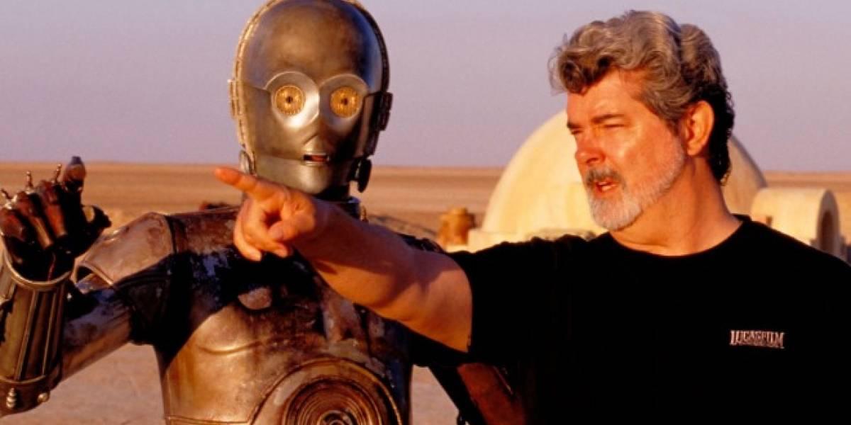 George Lucas dice que el viaje espacial es nuestra única oportunidad de supervivencia