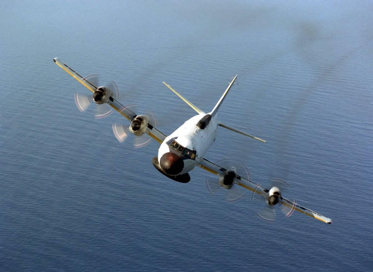 Avión de reconocimiento EP-3