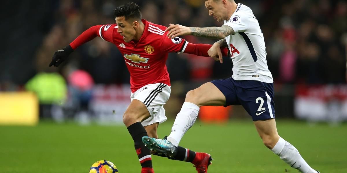 """Alexis no se salvó de las críticas tras caída del United: """"Si mirara hacia arriba…"""""""