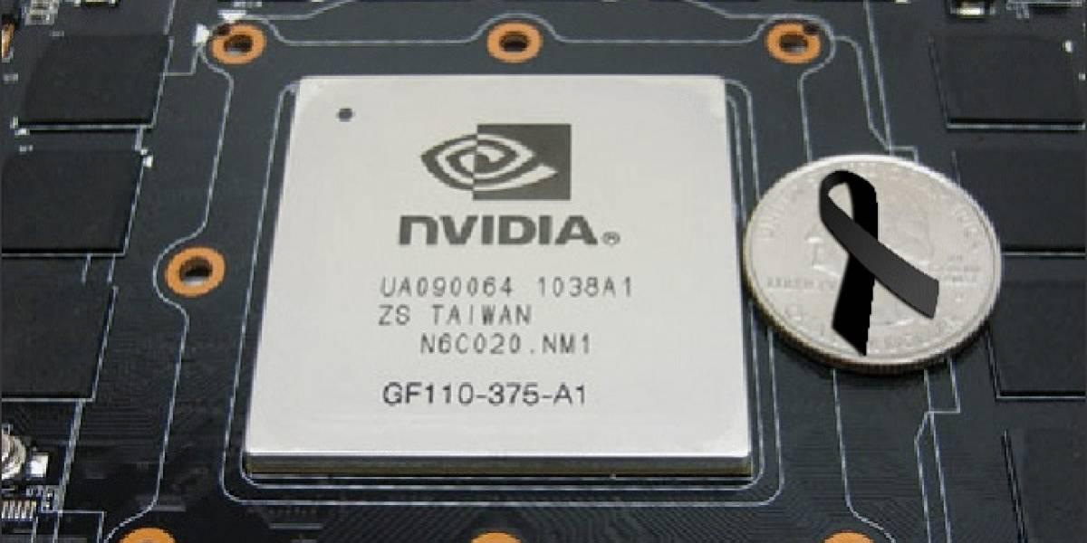 NVIDIA detiene la producción de GPUs Fermi GF110