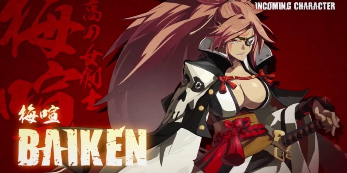 Guilty Gear Xrd Rev 2 estrena tráiler centrado en Baiken