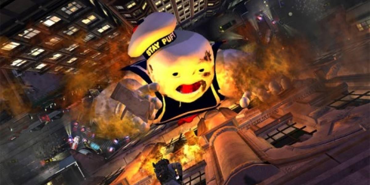 Cadena holandesa vende por error Ghostbusters para 360... que en Europa es exclusivo de PS3