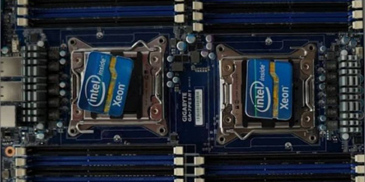 CeBIT 2012: Gigabyte muestra su tarjeta madre GA-7PESH2 para Xeon E5-2600 Series