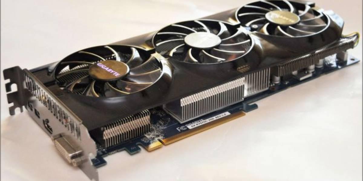 Gigabyte Radeon HD 7970 OC: Escalado de rendimiento con diversos CPUs
