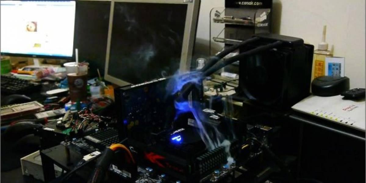 Tasa de fallos de componentes de PC (mayo 2013)
