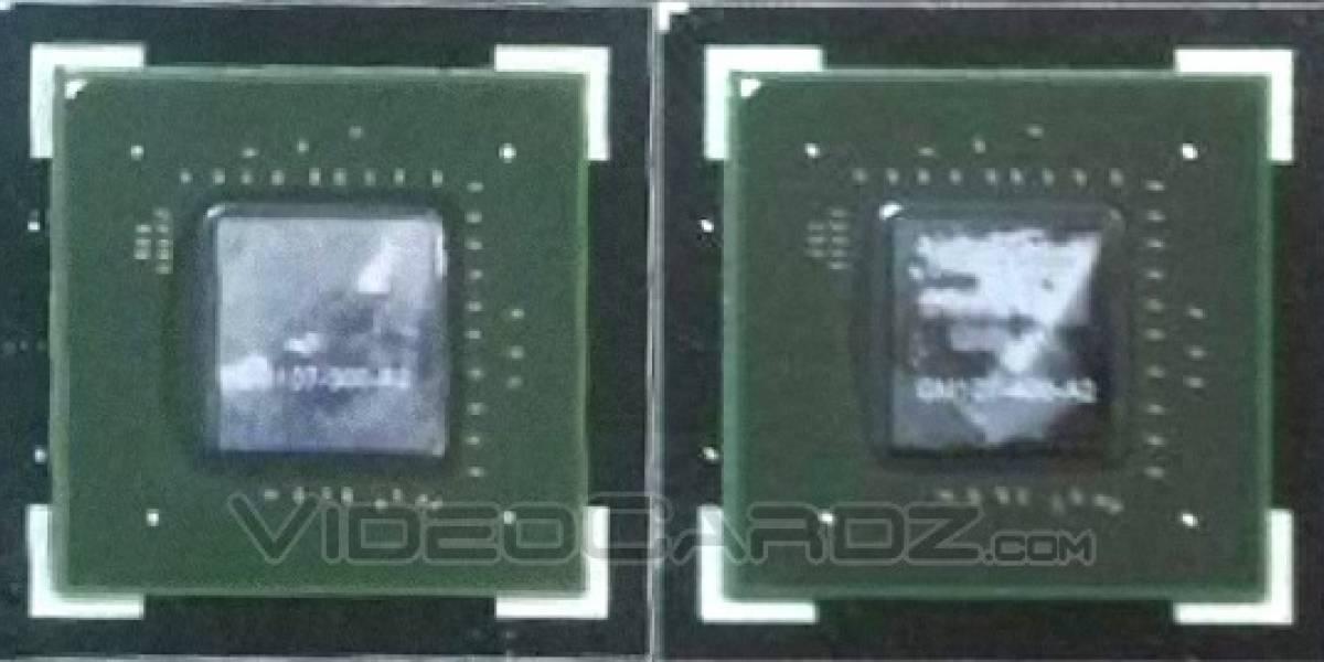 GPU NVIDIA Maxwell GM107 tiene un área 30% inferior a Kepler GK106