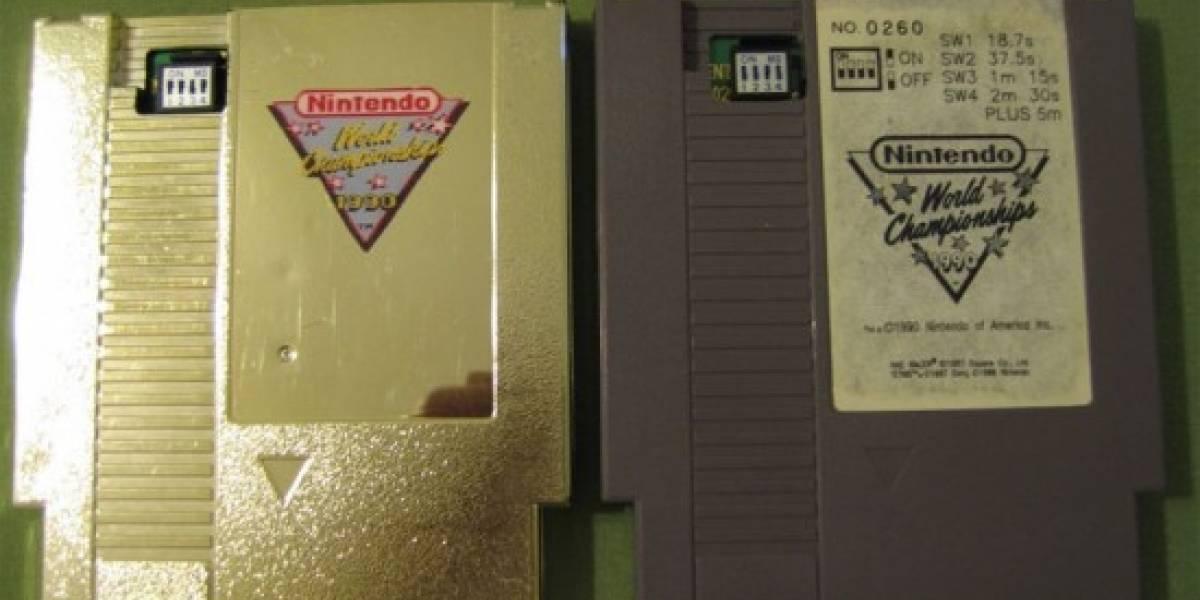 USD$17.500 por un juego de NES